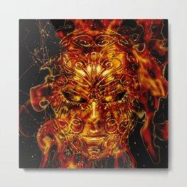 Vulcano Poster Artwork Metal Print