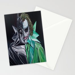Two Face Bat PART2 Stationery Cards