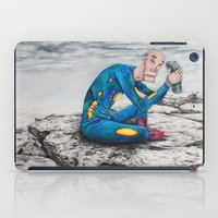 spaceman iPad Cases featuring Spaceman by Neal Julian