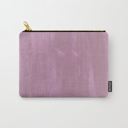 Pink & Pink & Pink & Purple Carry-All Pouch