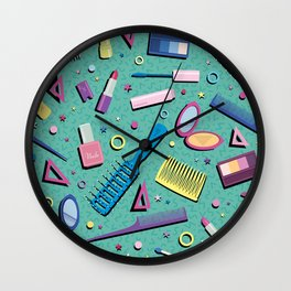 material girl Wall Clock