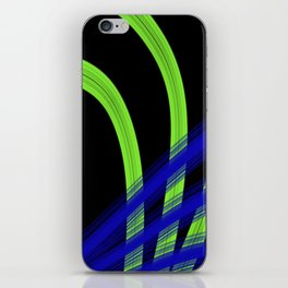 Lifelines iPhone Skin