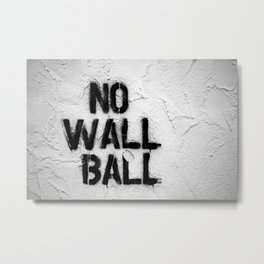 The Worst Little League Concession Stand  Metal Print