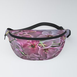 Pink Blossoms - paint rendition Fanny Pack