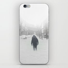 Long Road iPhone Skin