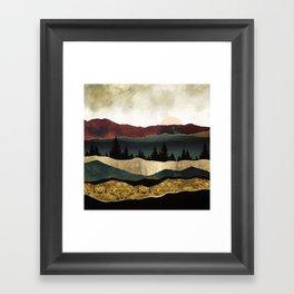 Early Autumn Framed Art Print