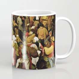 Pieter Bruegel The Elder - The Wedding Dance Coffee Mug