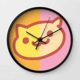 Neko Atsume Wall Clock