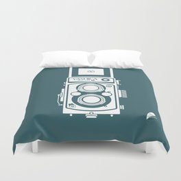 Yashica MAT 124G Camera Duvet Cover