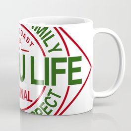 The Bayou Life Homage Coffee Mug