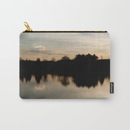 Reflective Sunset Carry-All Pouch