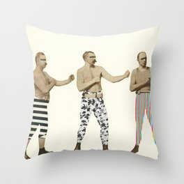 Spring Summer Collection Throw Pillow