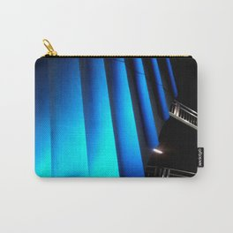 Exotic Blue Carry-All Pouch