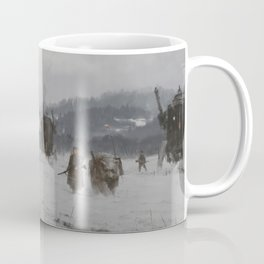 1920 - winter patrol Coffee Mug