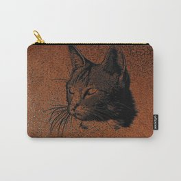 Cat20170501_by_JAMColorsSpecial Carry-All Pouch