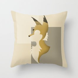Yuki Logo 2.0 Throw Pillow