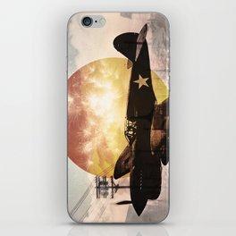 Warhawk iPhone Skin