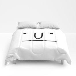 Classic Face Comforters