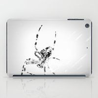 spider iPad Cases featuring Spider by Fine2art