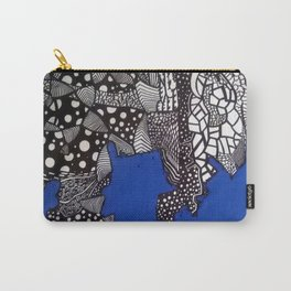 Who eats the sky? Carry-All Pouch