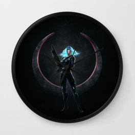 Quake Champions The Video Game Gallery Wall Clock