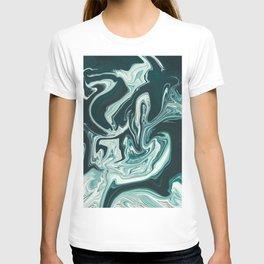 """ABSTRACT LIQUIDS XXXIV """"34"""" T-shirt"""