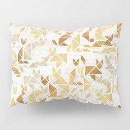 Golden Fox Pillow Sham