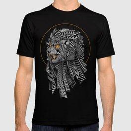 Barbarian Lion T-shirt