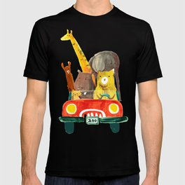 Visit the zoo T-shirt