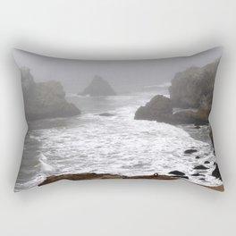 Sutro Baths, California Rectangular Pillow