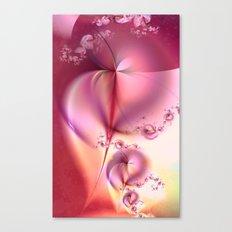 Fantasy Sunset Canvas Print