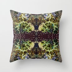 THEMIS AND THE FALL Throw Pillow