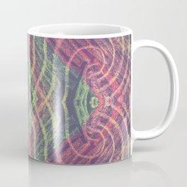Abstract Shapes Reflect Coffee Mug