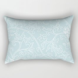 Chinese Neo-Retro Pattern III Rectangular Pillow