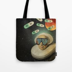 Untitled Collection -- Virtual Reality Tote Bag