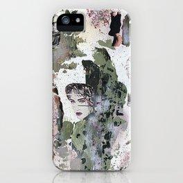 Dazed Dana iPhone Case