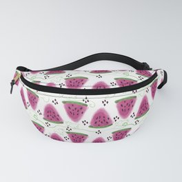 Watermelon pattern. Fanny Pack