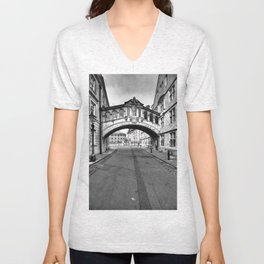 Welcome To Oxford Unisex V-Neck