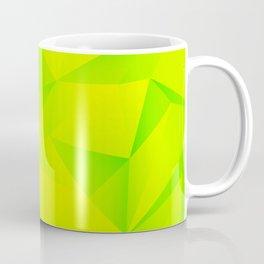 Geometry Lime Extraction Coffee Mug