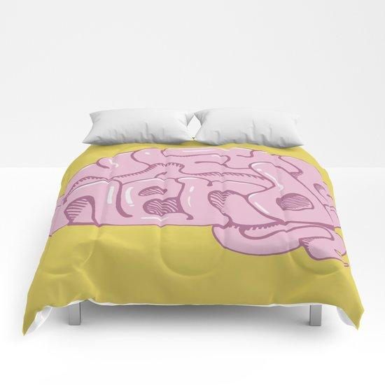 Be Nerdy Comforters