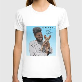 KHALID 2018 T-shirt