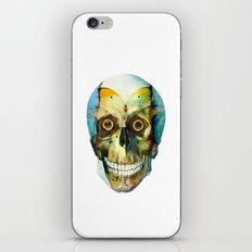 SKULL#02 iPhone & iPod Skin