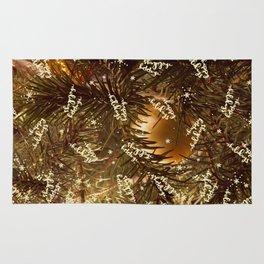 Happy holidays you magical Christmas tree, you! Rug