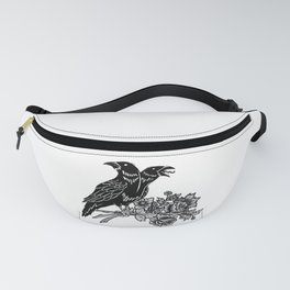 The Ravens Fanny Pack