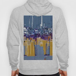 Abstract Composition 481 Hoody