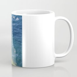 The Rock at the Cliffs of Moher Coffee Mug