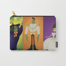 Halloween Cinderella Trio Carry-All Pouch