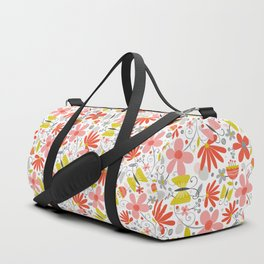 Busy Butterflies Duffle Bag