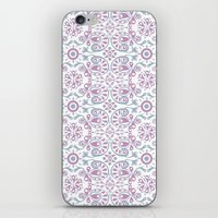 florence iPhone & iPod Skins featuring florence by jaquelina freitas