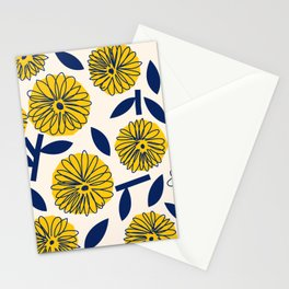 Floral_blossom Stationery Cards
